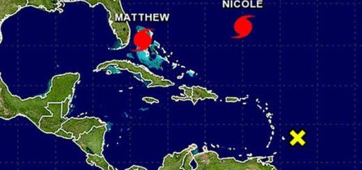 Tormenta 'Nicole' | Centro Nacional de Huracanes de EE UU