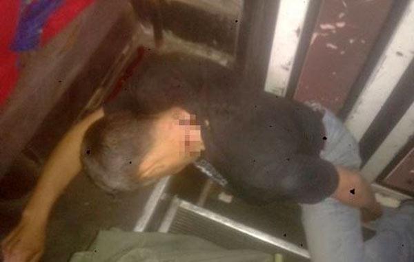Manuel Landaeta, Capitán de Fragata, asesinado en autobús |Foto: El clarín