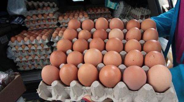 Precios del cartón de huevos aumentan cada semana | Foto: Archivo
