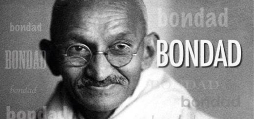 Mahatma Gandhi impulsó la Desobediencia Civil en la India |Foto: andes.info.ec