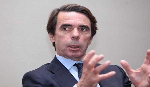 José María Aznar|Foto: cortesía