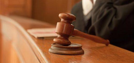 Juez fue detenido por presuntos vínculos de corrupción |Foto referencial