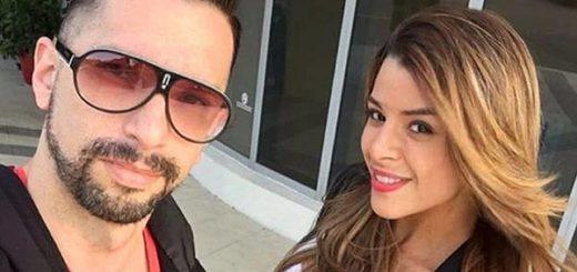 Kerly Ruiz y su esposo Irrael Gómez | Foto: Archivo