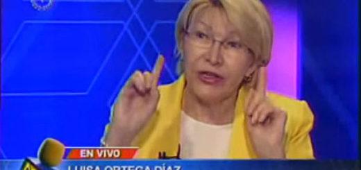Luisa Ortega Díaz |Foto: captura de video
