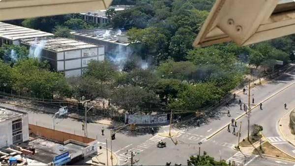 Universidad de LUZ | Foto: captura de video