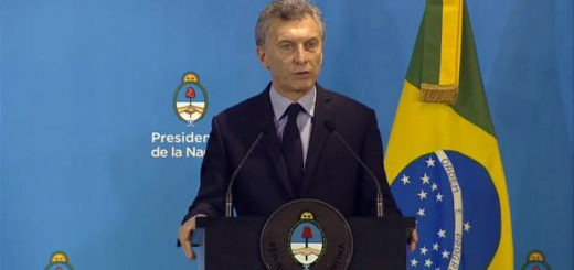 Mauricio Macri | Foto: captura de video