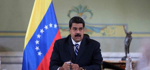 Nicolás Maduro en el Consejo de Defensa de la Nación | Foto: @PresidencialVEN