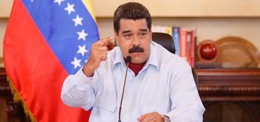 Nicolás Maduro asegura que resultado del plebiscito fue empate técnico | Foto: Prensa Presidencial