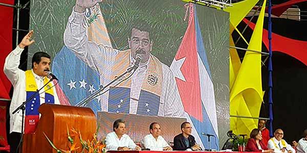 Nicolás Maduro | Foto: Tves
