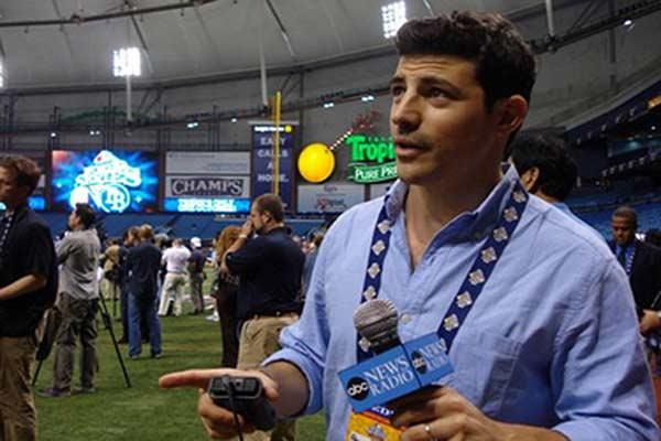 Matt Gutman, corresponsal de ABC | Foto: NTS MediaOnline