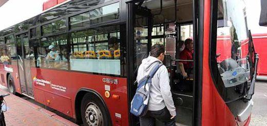 Metrobús | Imagen de referencia