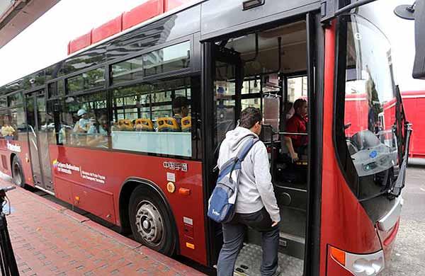 Metrobús   Imagen de referencia