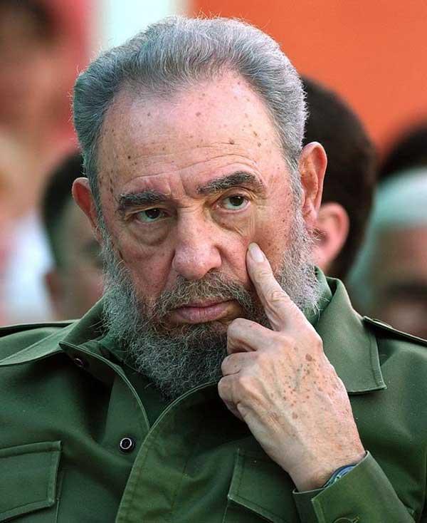 Fidel Castro | Foto referencial