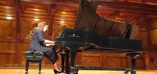 Pianista Gabriela Montero | Foto: Nota de prensa