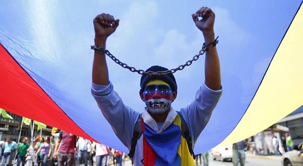 Presos políticos en Venezuela   Foto: Reuters