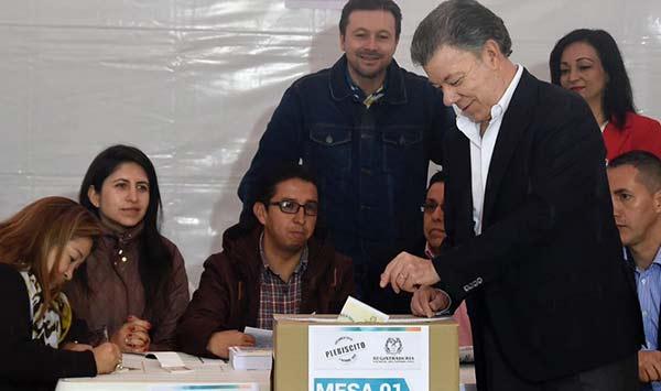 Juan Manuel Santos | Foto: Agencias