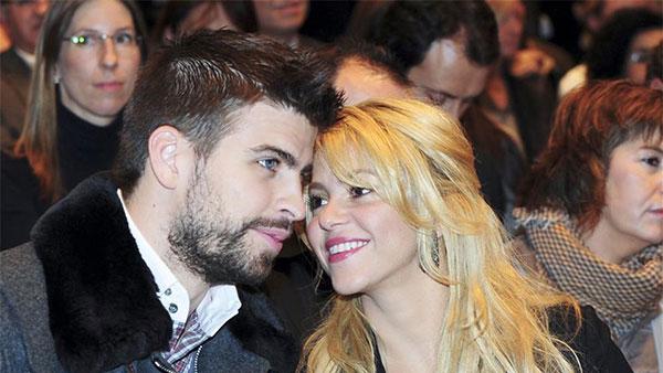 Shakira y Piqué acallan los rumores de separación con una escapada familiar | Foto cortesía