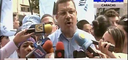 Simón Calzadilla | Foto: captura de video