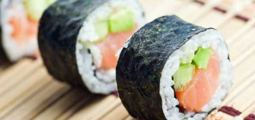 Sushi | Foto referencial