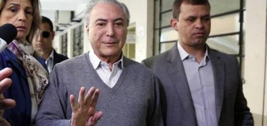 Michel Temer | Foto: Agência O Globo