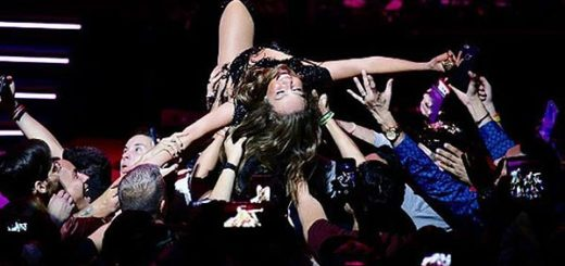 Thalía se lanza a sus fans