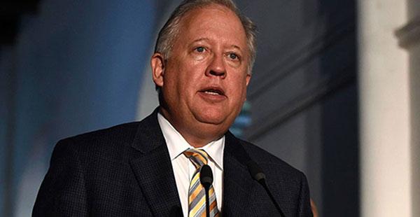 Consejero del Departamento de Estado de Estados Unidos, Thomas Shannon | Foto: Cortesía