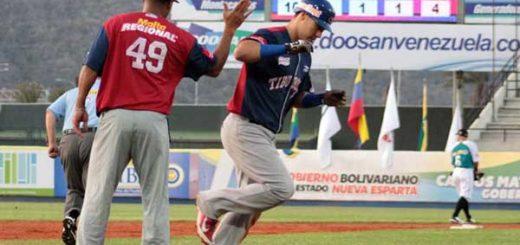 José Gil despachó cuadrangular para romper el empate en Guatamare | Foto: AVS