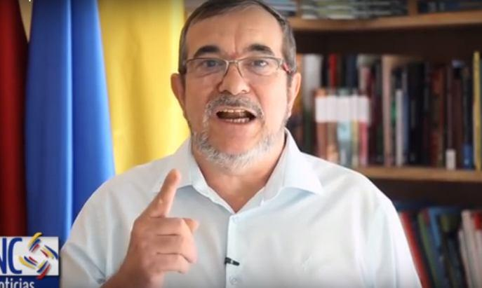 Rodrigo Londoño, líder de las FARC |Foto archivo