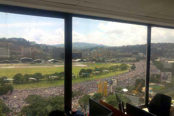 Foto: @UnidadVenezuela