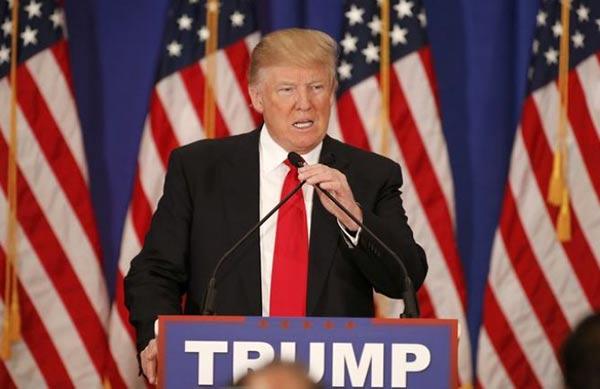 Donald Trump en campaña en Florida | Foto: Reuters