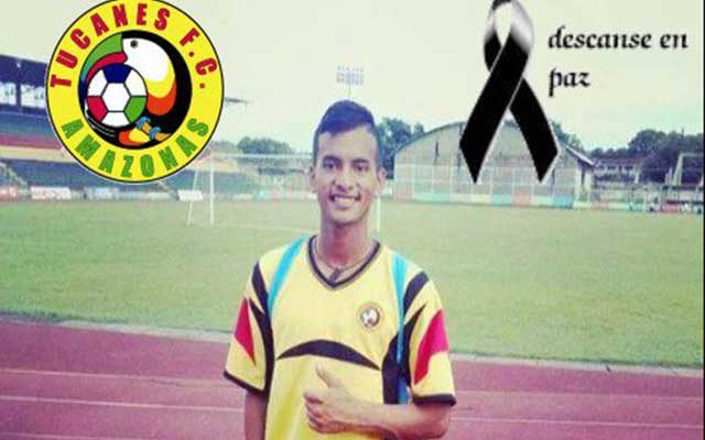 Franklin Berenguel, futbolista sub20 | Foto: Prensa Tucanes