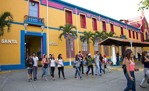 Universidad Católica Santa Rosa (UCSAR) | Imagen de referencia