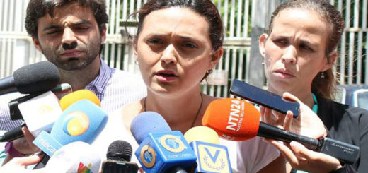 Rosaura Valentini esposa de Yon Goicoechea|Foto: El Universal