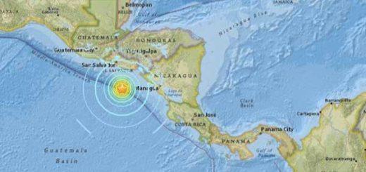 Nicaragua emite alerta de tsunami tras terremoto de 7,2 en el Pacífico | Foto: El Mundo