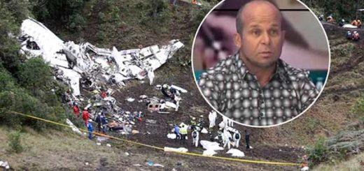 Vidente brasileño habría vaticinado accidente del Chapecoense hace ocho meses | Foto: record.com