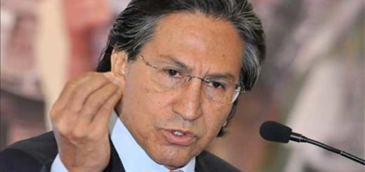 Expresidente de Perú, Alejandro Toledo   Foto: Archivo