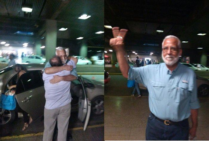 Liberaron a coromoto rodr guez tras permanecer detenido for La patilla nacionales