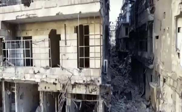 Siria en añicos tras la guerra |Captura de video