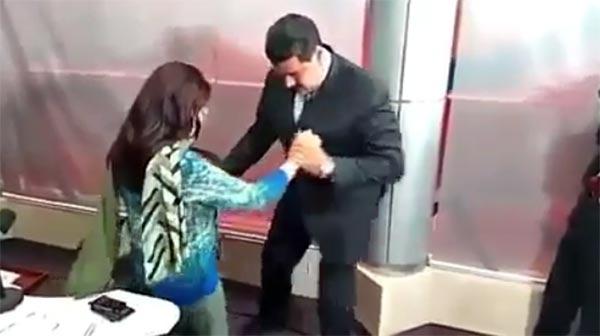 Nicolàs Maduro aparece bailando nuevamente con Cilia Flores |Captura de Video