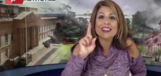 "Patricia Poleo acusa de ""Corrupto"" a Carlos Ocariz, alcalde del Municipio Sucre |Captura de video"
