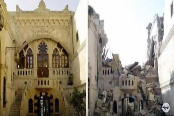 Guerra en Siria se ha cobrado la vida de miles de personas, y el país ha quedado en ruina |Captura de video