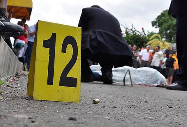 2.500 muertes violentas se registraron en todo el país durante el mes de enero, según el OVV