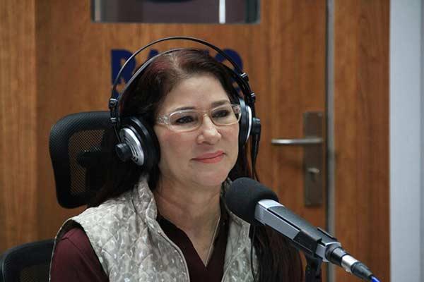 Cilia Flores estrena nuevo programa radial, Decisiones |Foto: @DPresidencia