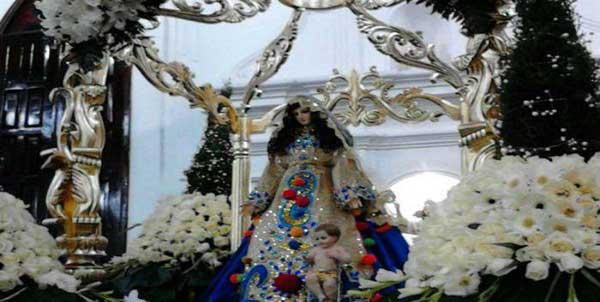 Virgen de Altagracia | Foto: Twitter