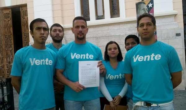 Vente Venezuela Distrito Capital | Foto: Twitter