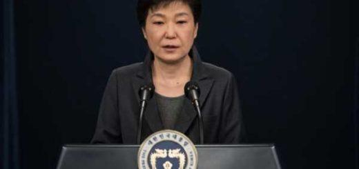 Presidenta surcoreana Park Geun-hye | Foto: Agencias