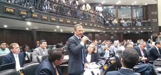 Diputado de la Asamblea Nacional, Teodoro Campos | Foto: Twitter