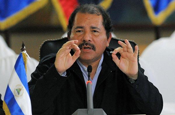 Daniel Ortega, presidente de Nicaragua | Foto: EFE