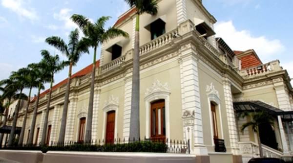Palacio de Miraflores   Foto: Archivo