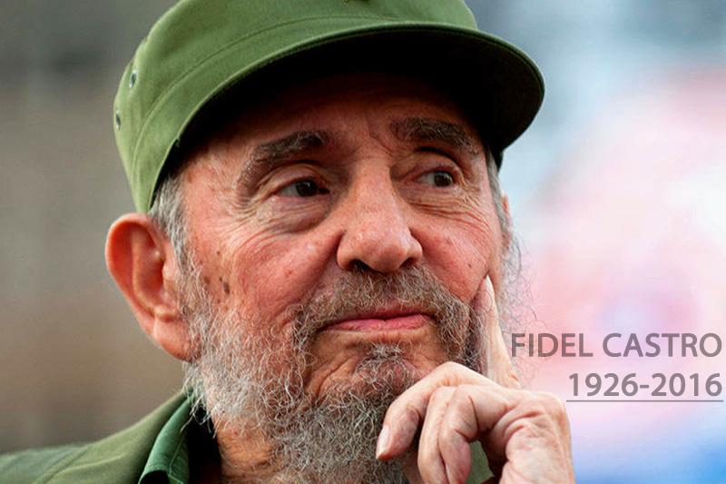 Fidel Castro|Foto: agencia